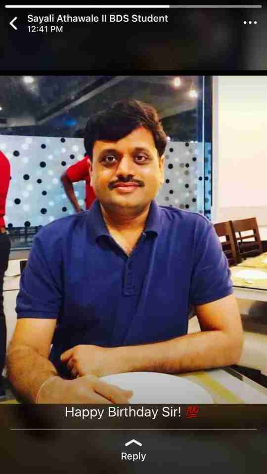 Dr. Dilip M's profile on Curofy