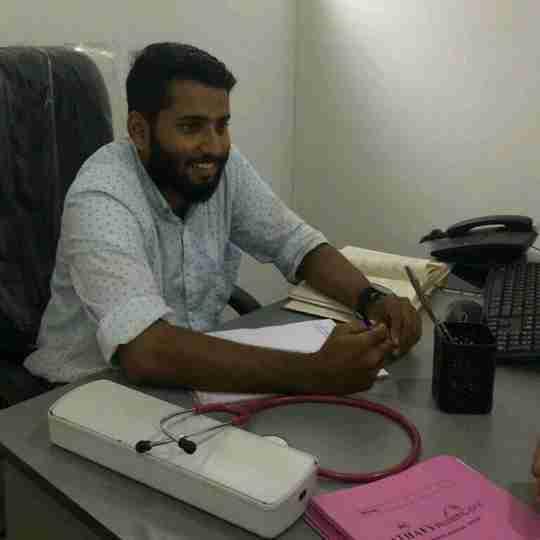 Dr. Mubashir K's profile on Curofy