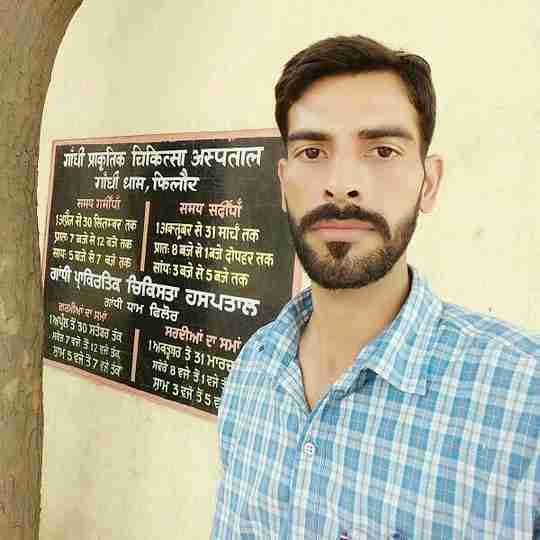 Jatinder Kumar's profile on Curofy