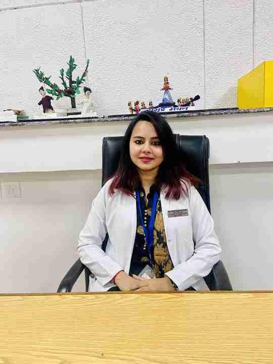 Dr. Priyanka Katru's profile on Curofy