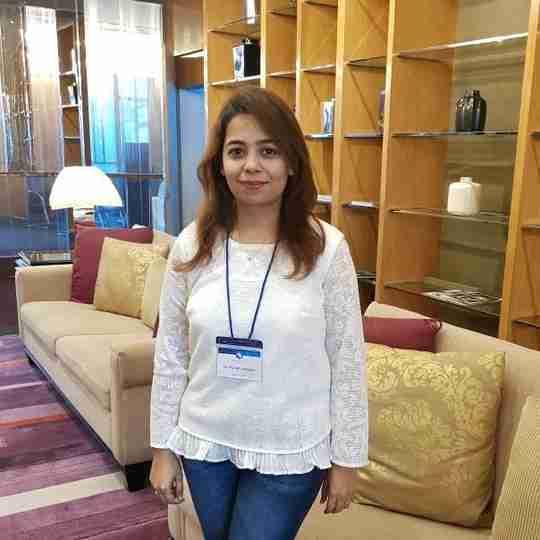 Dr. Paridhi Sanghvi's profile on Curofy
