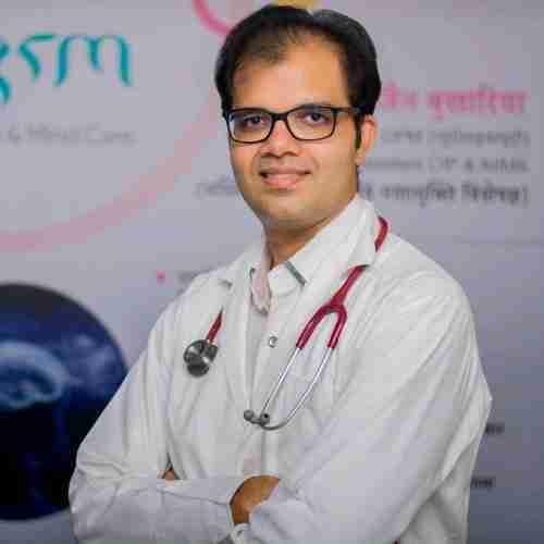 Dr. Atishay Bukharia's profile on Curofy