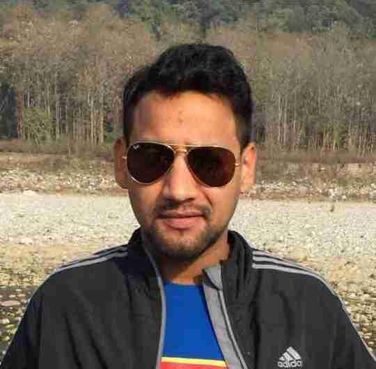 Dr. Hridayesh Surya's profile on Curofy