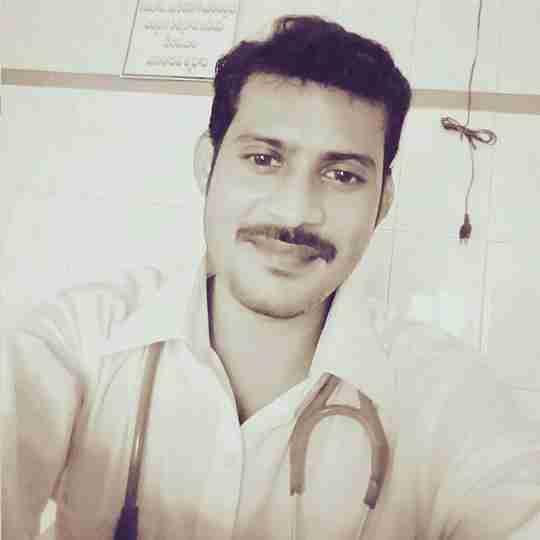 Dr. Shaik Fayaz's profile on Curofy