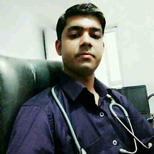 Dr. Deepak Kumar Kesari's profile on Curofy