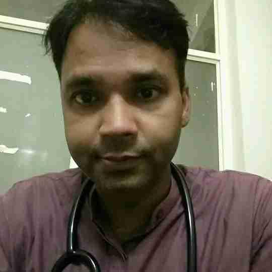 Dr. Akhilesh Dubey's profile on Curofy