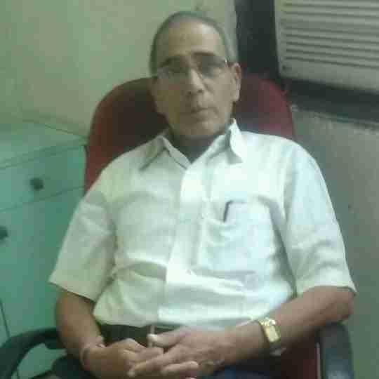 Dr. Thakur Dayal Rai's profile on Curofy