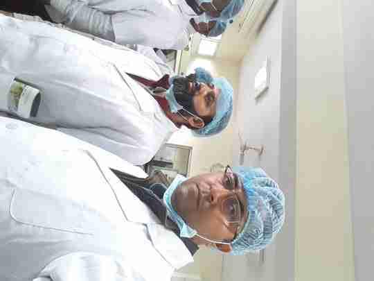 Dr. Veer Abhimanyu Koul's profile on Curofy