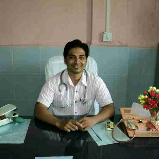 Dr. Md Junaid Pathan's profile on Curofy