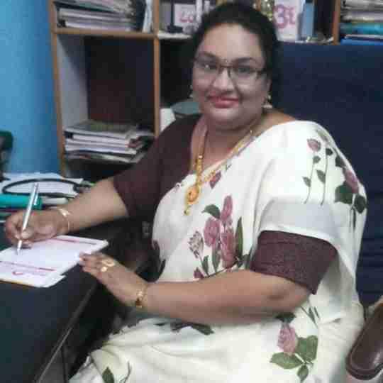 Dr. Chitra Reddy Karri's profile on Curofy