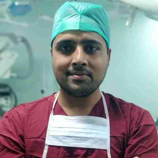 Dr. Vikrant Kamboj's profile on Curofy