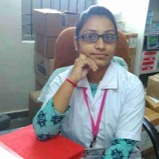 Dr. Riddhi Vagadia's profile on Curofy
