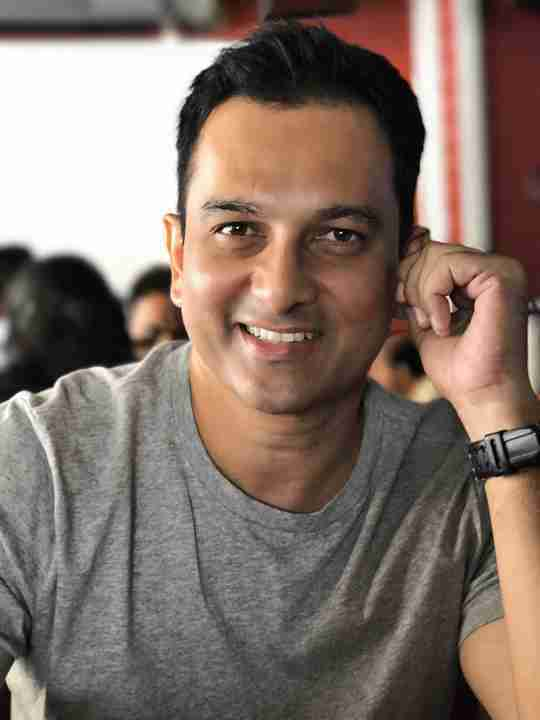 Dr. Chinmaya K S's profile on Curofy
