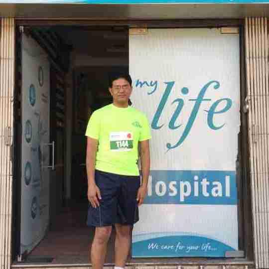 Dr. Manish Patel's profile on Curofy