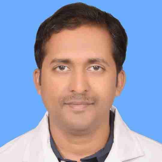 Dr. Drvenkateswararao Duddu's profile on Curofy