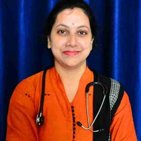 Dr. Rasmita Raiguru's profile on Curofy