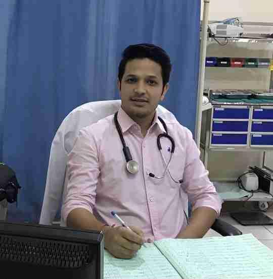 Dr. Anuj Puri's profile on Curofy