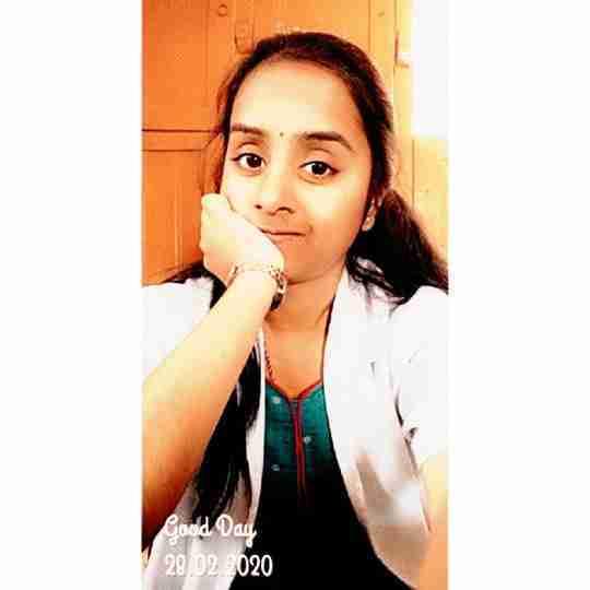 Pallavi Dk's profile on Curofy