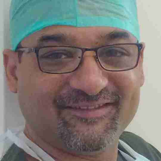 Dr. Vikram Barua Kaushik's profile on Curofy