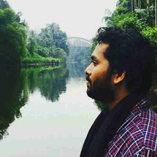 Ajith Sankar's profile on Curofy