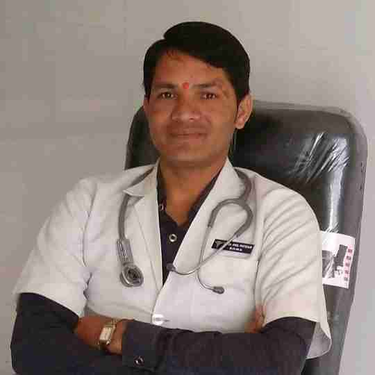 Dr. Anil Patidar's profile on Curofy