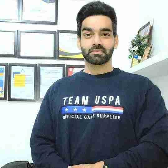Hitesh Kumar Verma's profile on Curofy