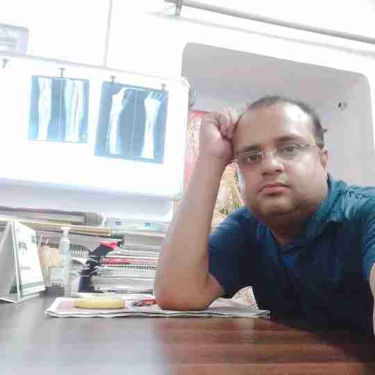 Dr. Tausif Ahmad's profile on Curofy
