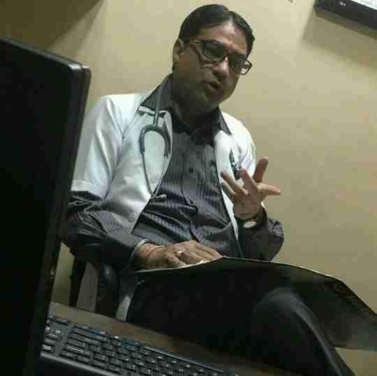Dr. Gulshansharma. Sharma.'s profile on Curofy