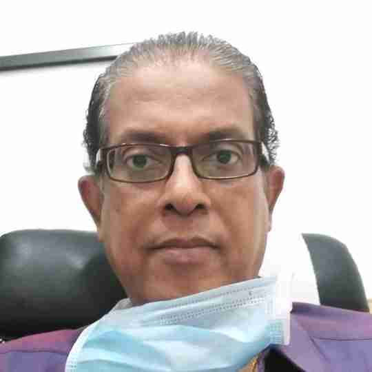 Dr. Bejoy Abraham's profile on Curofy