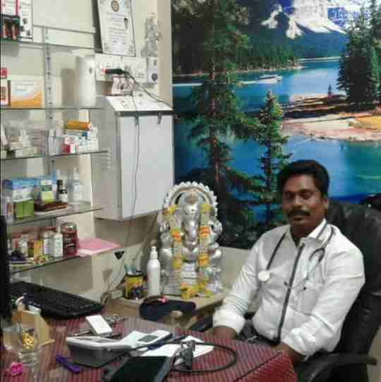 Dr. R.santhosh Babu's profile on Curofy