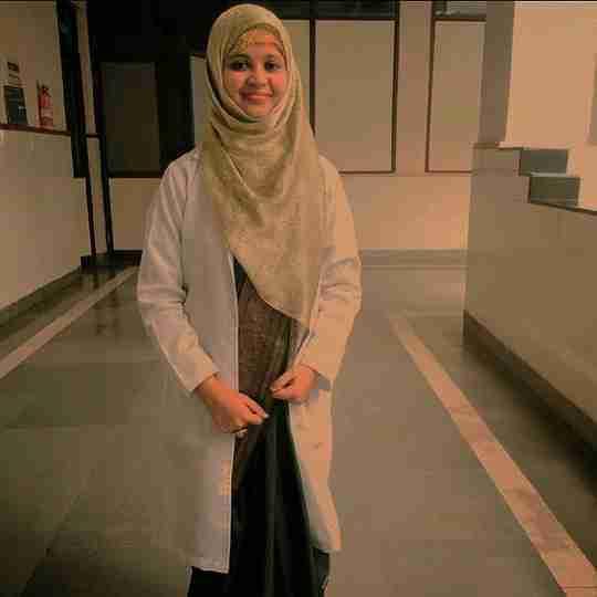 Dr. Asfiya Khanum's profile on Curofy