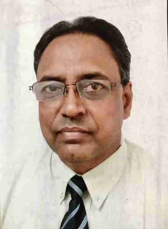 Dr. Vinod Kumar Goyal's profile on Curofy