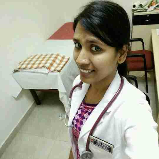 Dr. Jyoti Munolli's profile on Curofy