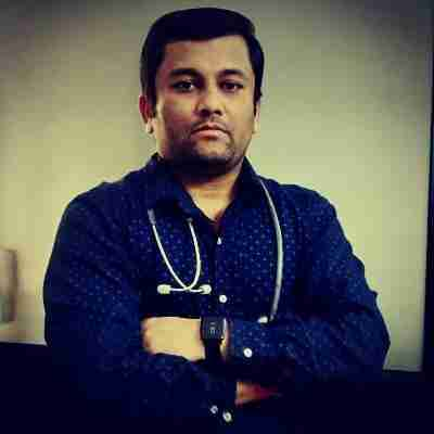 Dr. Vikas Saini's profile on Curofy