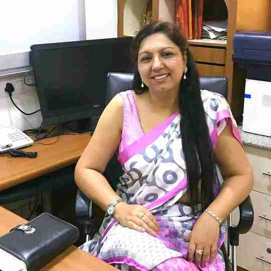 Dr. Rakhi Anand's profile on Curofy