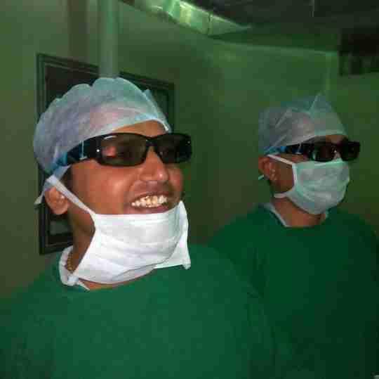 Dr. Prakash Vinod's profile on Curofy