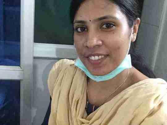 Dr. Maladevi M's profile on Curofy