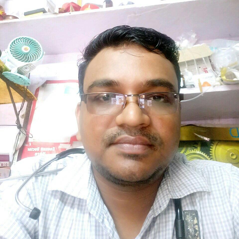 Dr. Gaurishankar Shrivastav's profile on Curofy