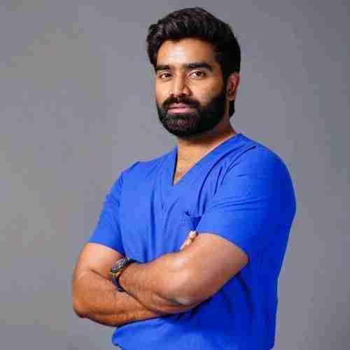 Dr. Sadhan Palakuri's profile on Curofy