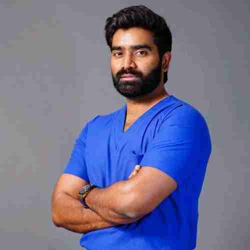 Dr. P V. Sadhan's profile on Curofy