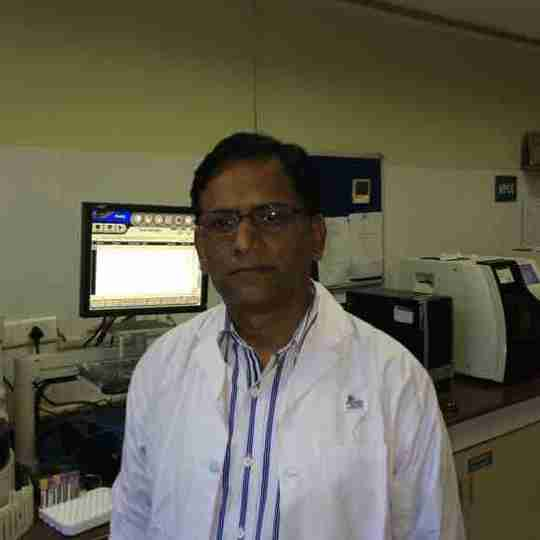 Dr. Biswajit Mohanty's profile on Curofy