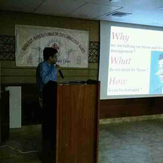 Dr. Milankumar Rokad's profile on Curofy