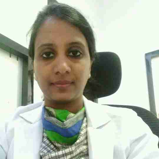 Dr. Leya Sara George's profile on Curofy