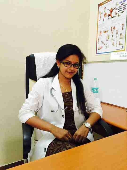 Dr. Lavanya Krishna's profile on Curofy