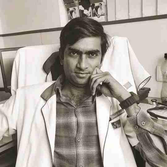 Dr. Dinesh Yadav's profile on Curofy