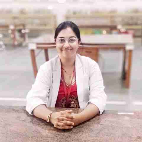 Dr. Supriya Tiwari's profile on Curofy