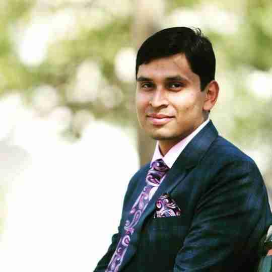 Dr. Abhishek Sharma's profile on Curofy
