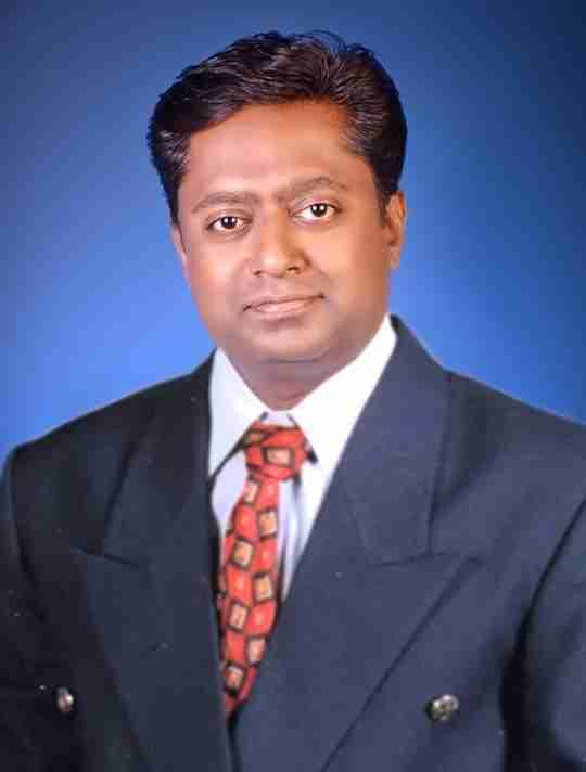 Dr. Ganraj Patil's profile on Curofy