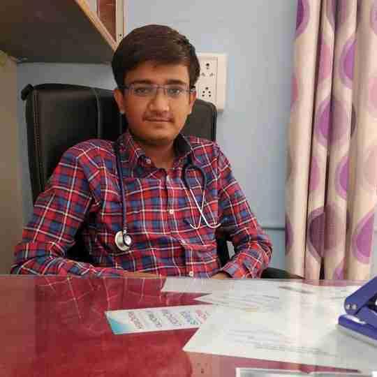 Dr. Bhavin Surani's profile on Curofy