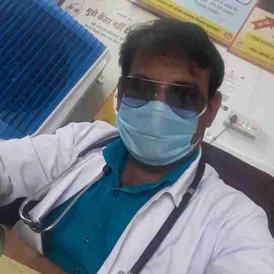 Dr. Siddharth Sharma's profile on Curofy